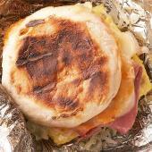 Reuben Breakfast Sandwiches