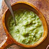 No-Cook Salsa Verde