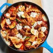 Skillet Lasagna Toss