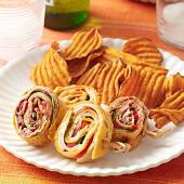 Stuffed Party Pinwheels