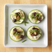 Zucchini Appetizer Bites