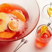 Jerry Thomas' Champagne Punch