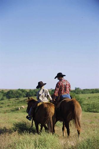 Moore Ranch.