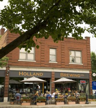 New Holland Brewing Company.