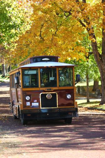 Atchison trolley