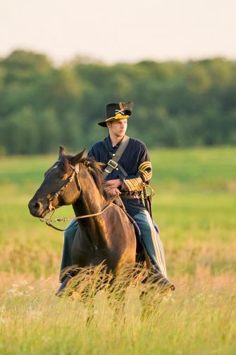 Things to Do in eastern Kansas--Mine Creek
