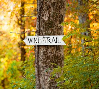 Shawnee Hills Wine Trail.