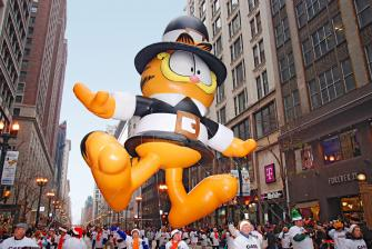 The Thanksgiving Parade.