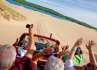 Mac Wood's Dune Rides