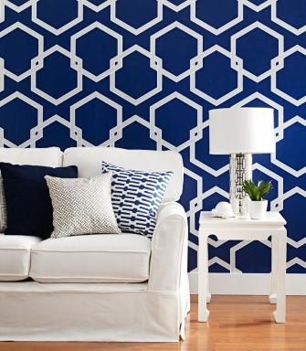 Decorating with Geometrics