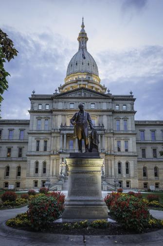 Michigan State Capitol