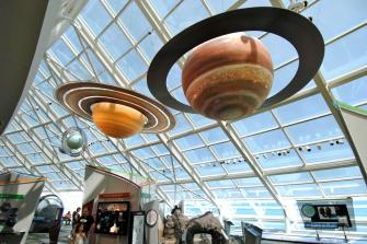 Adler Planetarium; courtesy of City of Chicago