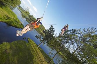 Bigfoot Zipline