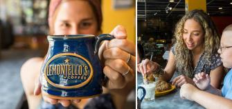 Lemonjello's Coffee. Photos by Blaine Moats.