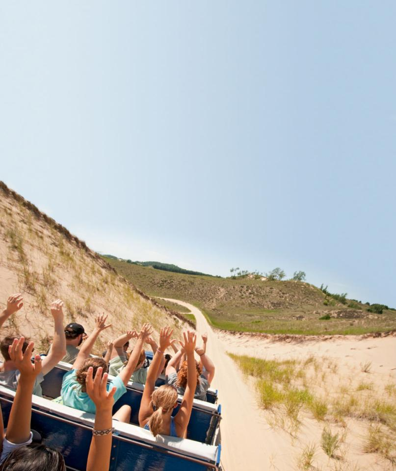 Awesomely Fun Things To Do In Silver Lake Michigan ... |Lake Michigan Attractions