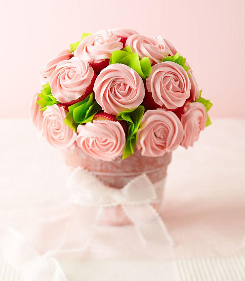 CUPCAKE BOUQUET - For childrens -