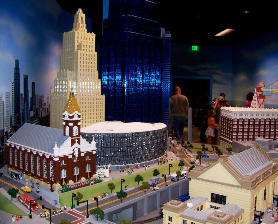 Legoland Discovery Center Photo By Jess Hoffert