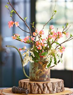 6 Stunning Ways to Display Your Blooming Branches