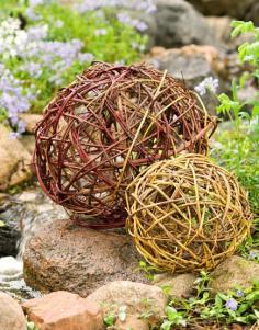 Dogwood spheres