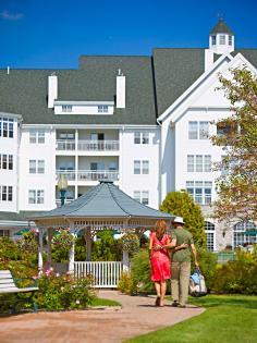 The Osthoff Resort.