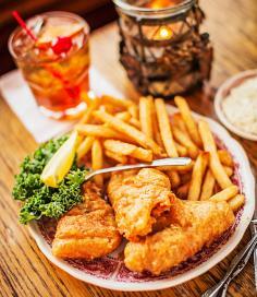 Colony House Fish Fry