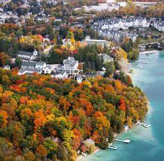 The Osthoff Resort on Elkhart Lake
