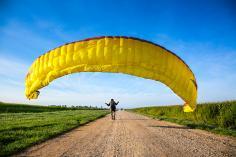 Taking flight with SDI Paragliding Academy