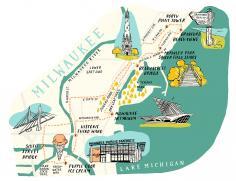 Milwaukee urban hike