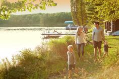 Horvitz cabin life
