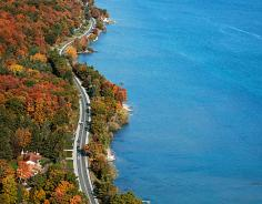 Leelanau Peninsula near Traverse City