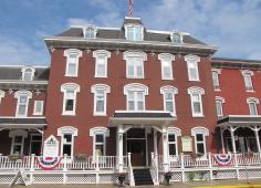 Northfield's Archer House River Inn.