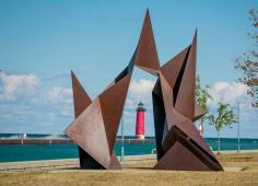 Kenosha Sculpture Walk