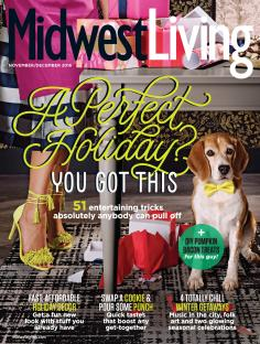Midwest Living November-December 2016 Cover.