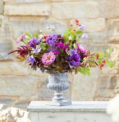 A flower garden bouquet