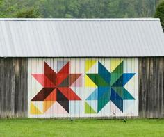 Midwest Barn Quilt