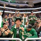 Bucks Arena Fans