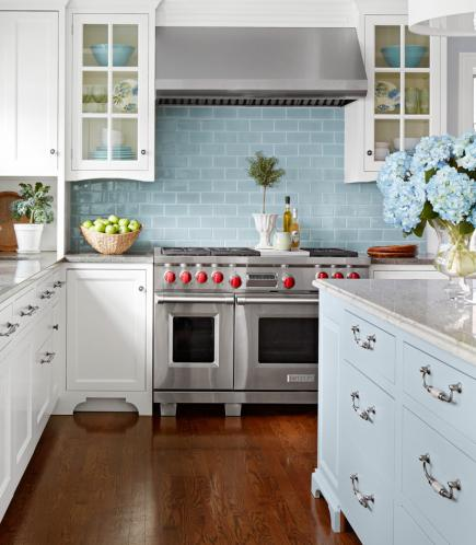 15 Kitchen Backsplash Ideas