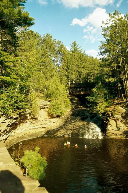 Amnicon Falls State Park, Superior, Wisconsin