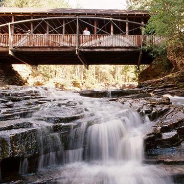 Amnicon Falls, Wisconsin