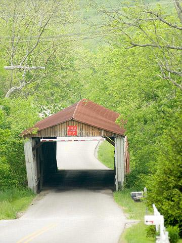 Harshaville Covered Bridge