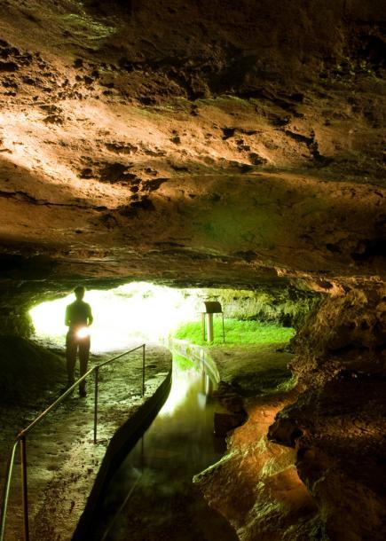 Ozark Caverns, Missouri