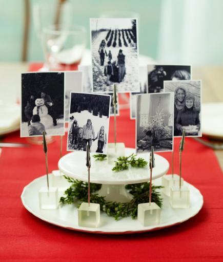 Christmas Centerpiece Ideas Old Photos