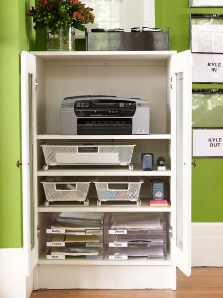 And Hidden Storage Spaces, Too, For Your Office Needs