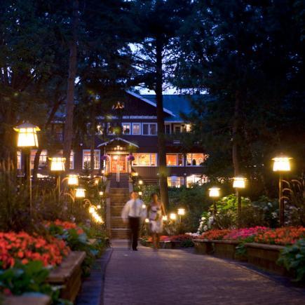 Nisswa, Minnesota: Grand View Lodge
