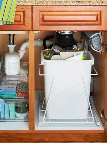 30 quick and easy ideas for kitchen organization | midwest living Kitchen Organization Ideas