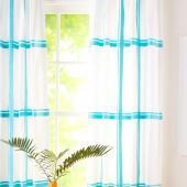 No-sew curtain panels