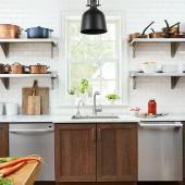 Big style kitchen