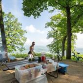 camp cliffside