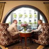 Dubuque, Iowa: Hotel Julien Dubuque